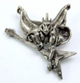 Monsters of Rock - 'Logo' Vintage Cast Metal Badge